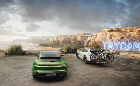 Porsche може да направи версии купе и кабрио на Taycan