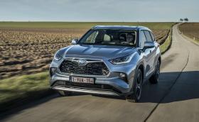 Toyota за първи път ще продава Highlander в Европа
