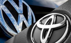 Toyota изпревари VW по продажби през 2020 и отново е номер 1
