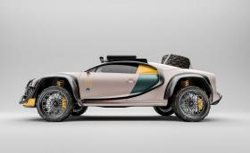 Нереалното оф-роуд Bugatti Chiron Terracross е нереално добро