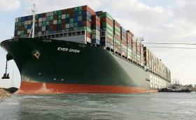 Освободиха Суецкия канал след шест дни!