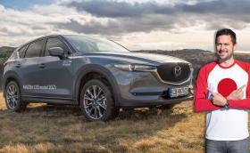 Карахме новата Mazda CX-5! Видео!