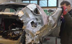 """Mercedes-AMG C 43: от смазана задница до """"Много запазен екземпляр!"""" Видео"""