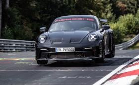"""Porsche 911 GT3 излезе на """"Нюрбургринг Нордшлайфе"""" (Видео)"""