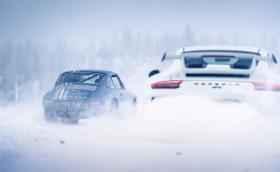 Галерия: Суперколи в снега