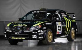 Кен Блок продава летящото си Subaru WRX STI