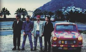Това са колите (и един мотор) на членовете на U2!