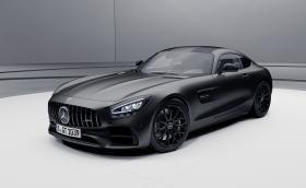 Mercedes пенсионира купето AMG GT през декември