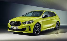 BMW показа ново M135i с преработено окачване