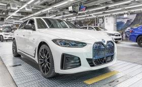 BMW започна производството на i4