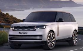 Официално: Петото поколение Range Rover