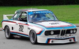 Продават BMW 3.0 CSL от 1972-ра, в което има нещо странно