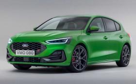 Новият Ford Focus е тук! Всичко най-важно за фейслифта и ST версията