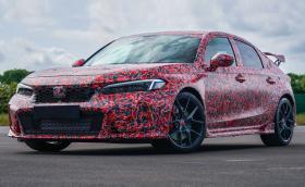 """Honda показа Civic Type R 2023 преди тестовете на """"Нюрбургринг"""""""