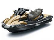 Kawasaki Ultra 310 LX Luxury е джет с компресор, 310 коня, 190-ватово стерео и камера за задно виждане