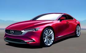 Новата Mazda6 идва с 3-литрови 6-цилиндрови мотори и задно предаване през 2022-ра