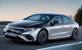 Mercedes-Benz EQS вече е в България. Цените варират между 215 и 380 хил. лв.
