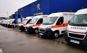 Спешна помощ с още 18 нови линейки