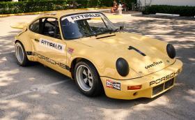 Продават Porsche-то на Ескобар, карано от Фитипалди