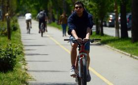 Ето колко хора карат колела и тротинетки в София