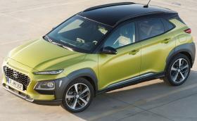"""Ако се чудите какво наричат """"компактен кросоувър"""", то новият Hyundai Kona е точно такъв"""