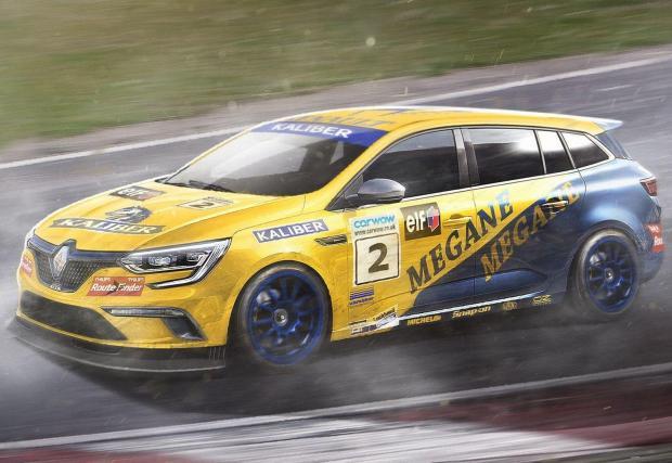 Renault Megane Sport Tourer BTCC