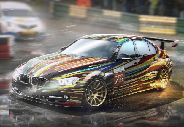 BMW M3 BTCC
