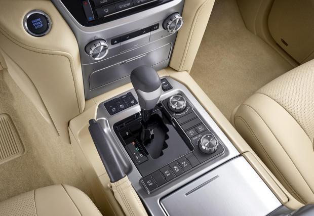 Галерия Toyota LC - 14 кадъра