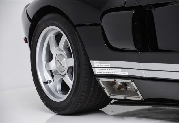 2003 Ford GT. Галерия