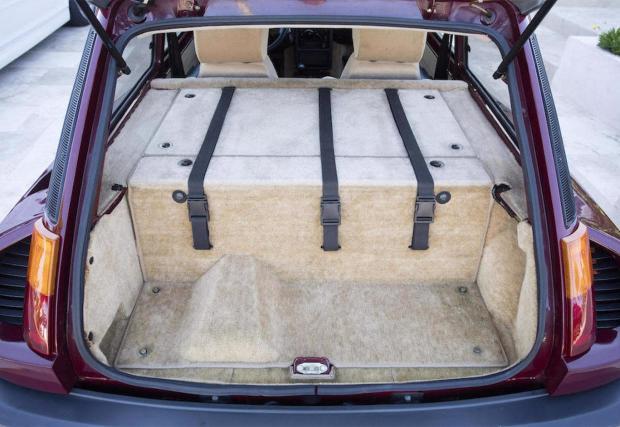 Галерия. Renault 5 Turbo