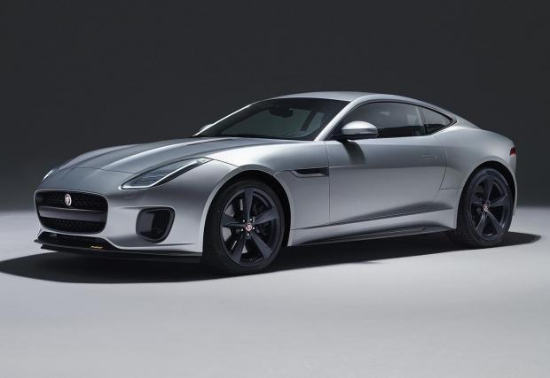 Галерия 37 кадъра Jaguar F-Type