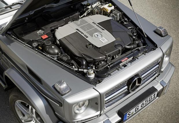 Галерия 22 кадъра. Mercedes-AMG G 65