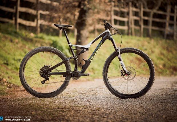 Specialized Stumpjumper Expert Carbon 29 | € 4999 | 13,61 кг