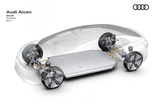 Електрически мотори и ниско поставена батерия - нищо ново в 2030 г.