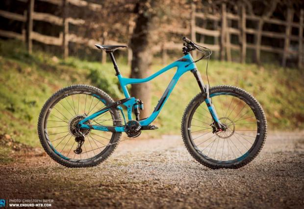 Giant Trance Advanced 0 | € 6799 | 12,34 кг
