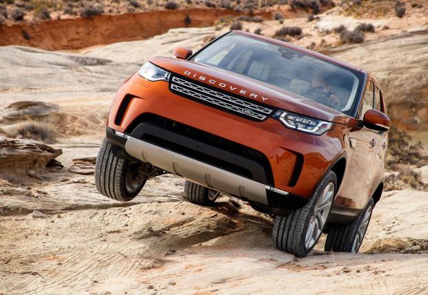 Land Rover Discovery V
