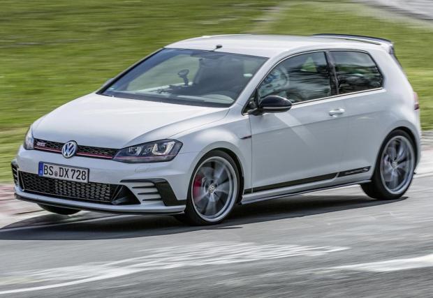 10. Volkswagen Golf GTI Clubsport S: 5,9 секунди до 100 км/ч