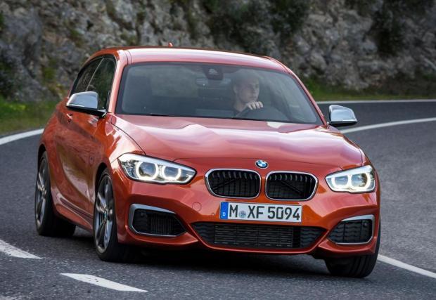 6. BMW M140i: 4,8 секунди до 100 км/ч
