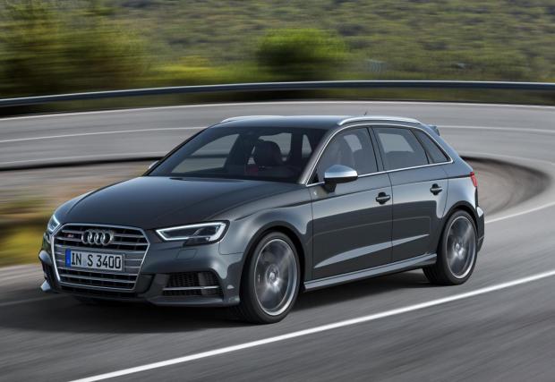 4. Audi S3: 4,6 секунди до 100 км/ч