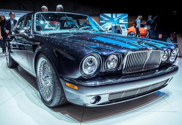 """Jaguar 'Greatest Hits' XJ е супер интересен проект, направен за барабаниста на """"Айрън Мейдън"""" Нико Макбрейн."""