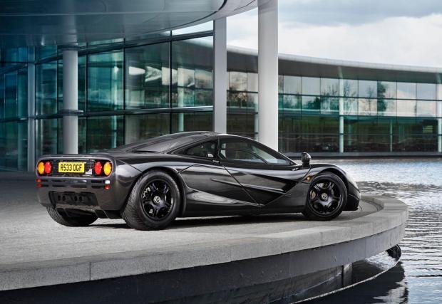 Легендарният F1 - все още най-бързата серийна кола без турбо и засега - най-бързият McLaren