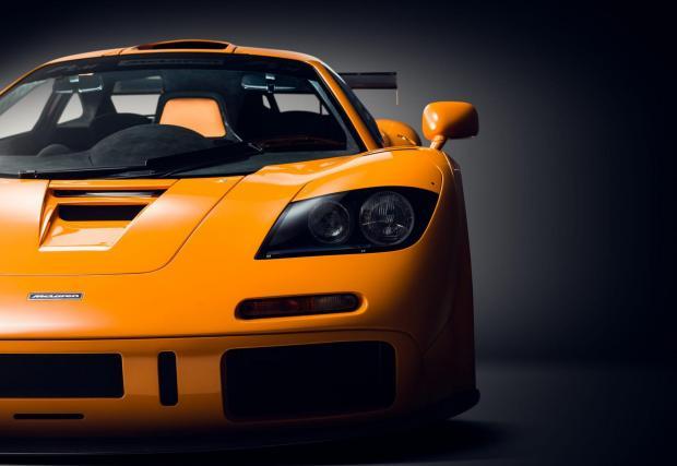 Галерия с 13 модела на McLaren