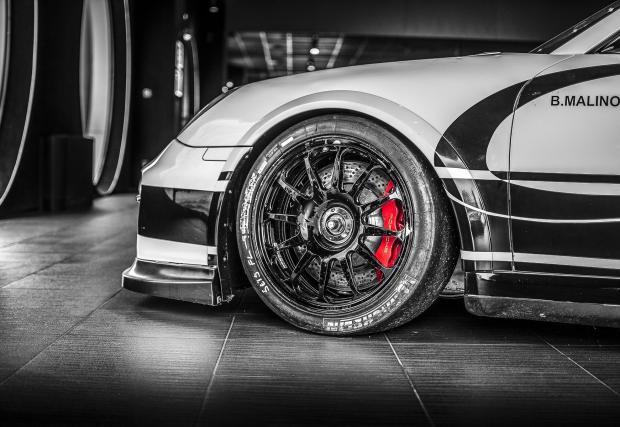 Сликове Michelin. Типа гуми обаче не е определящ за разпределението на групите за Lap Battle-a.