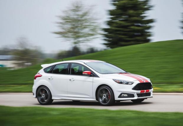 Ford Focus ST: 26 000 евро