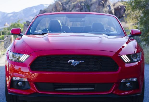 Ford Mustang: 40 000 евро