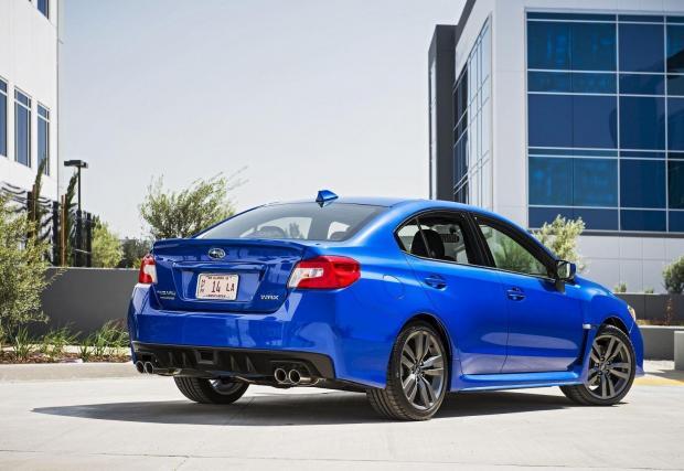 Subaru WRX: 21 000 евро