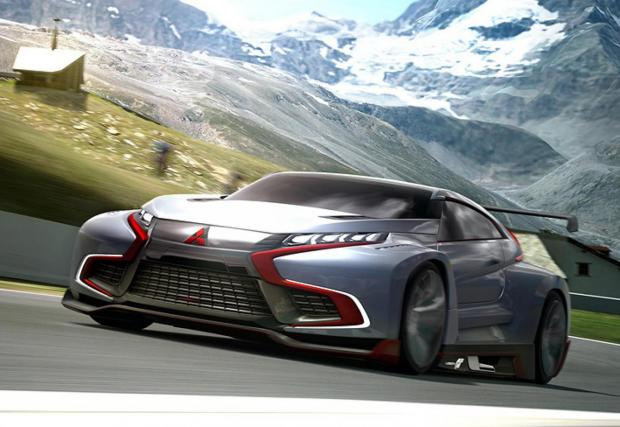 Mitsubishi XR-PHEV Vision GT