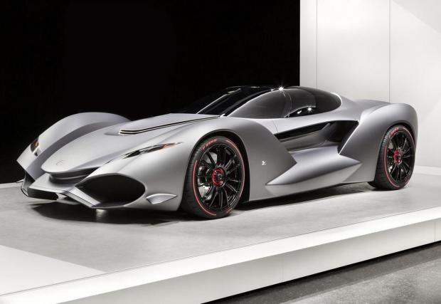 IsoRivolta Zagato Vision GT