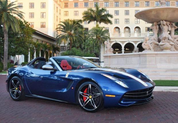 Ferrari F60 America: Не ни е от любимите модели на Ferrari, но това не значи, че не е рядко и скъпо. Всяка от десетте бройки, отбелязваща 60-годишнината на компанията в Щатите, е продадена за над 2,5 млн. долара.