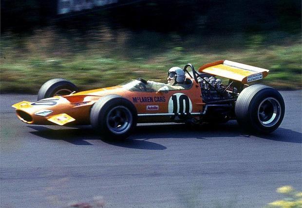 Формула 1, Гран при на Германия, 1968